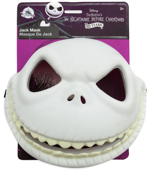 Disney Nightmare Before Christmas 25th Anniversary Jack Skellington Exclusive Mask [for Kids]