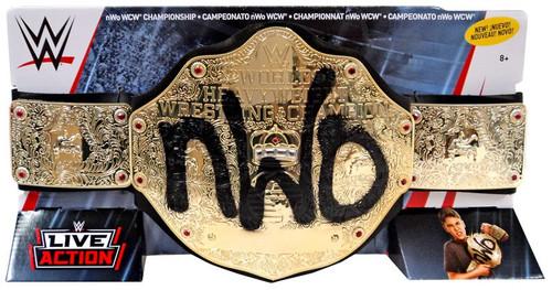 WWE Wrestling Live Action nWo WCW Championship Championship Belt
