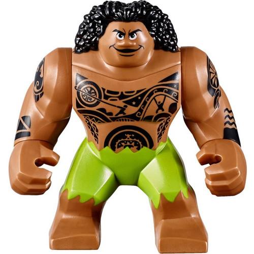 LEGO Moana Maui Minifigure [Loose]