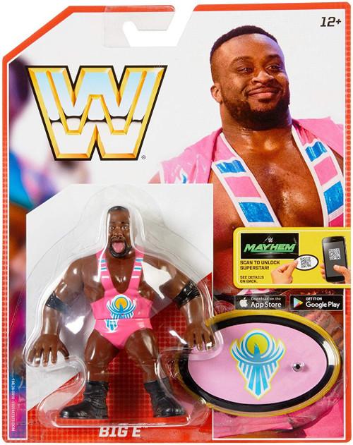 WWE Wrestling Retro Big E Action Figure