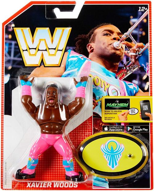 WWE Wrestling Retro Xavier Woods Action Figure