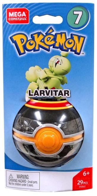 Pokemon Series 7 Larvitar Set