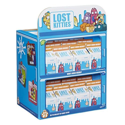 Lost Kitties Series 2 Mystery Box [Wave 2, 24 Packs]