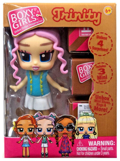 Boxy Girls Trinity Mini Doll
