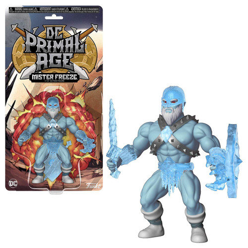 Funko DC Primal Age Mr. Freeze Action Figure
