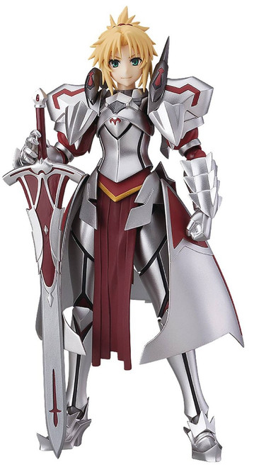 Fate/Apocrypha Figma Mordred Action Figure [Saber of Red]