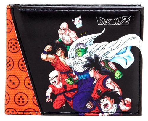 Dragon Ball Z Good vs Evil Bi-fold Wallet