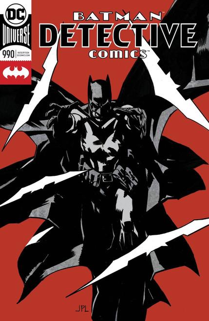DC Detective Comics #990 Comic Book [Foil]