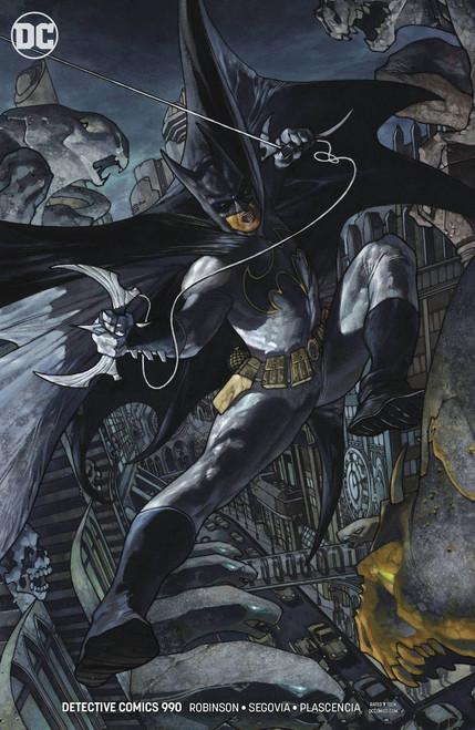 DC Detective Comics #990 Comic Book [Bianchi Variant Cover]