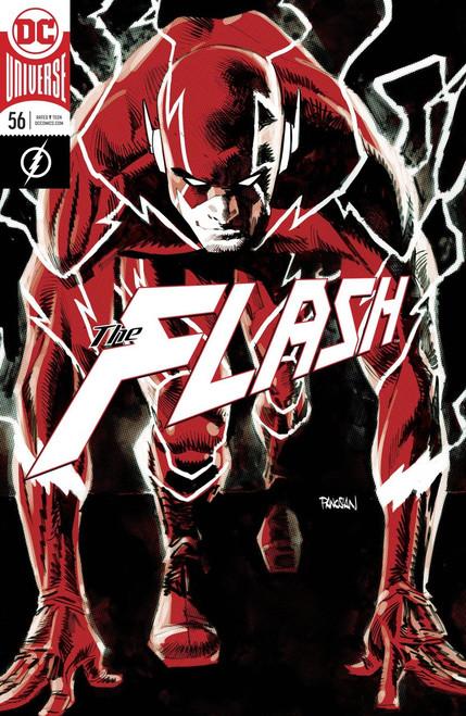 DC The Flash #56 Comic Book [Foil]