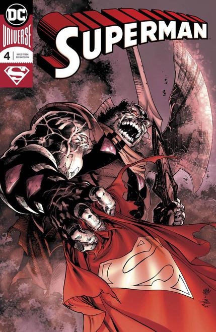 DC Superman #4 Comic Book [Foil]