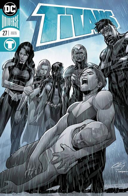 DC Titans #27 Comic Book [Foil]