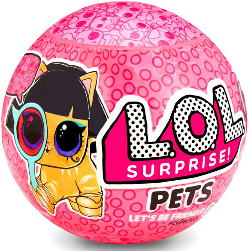 LOL Surprise Series 4 Eye Spy Pets Mystery Pack [Wave 2]