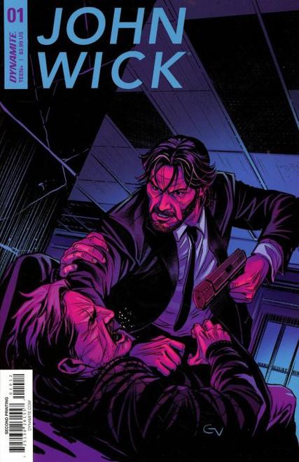 Dynamite Entertainment John Wick #1 Comic Book [2nd Printing]