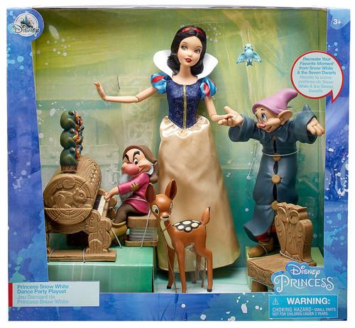 Disney Princess Princess Snow White Dance Party Exclusive Playset