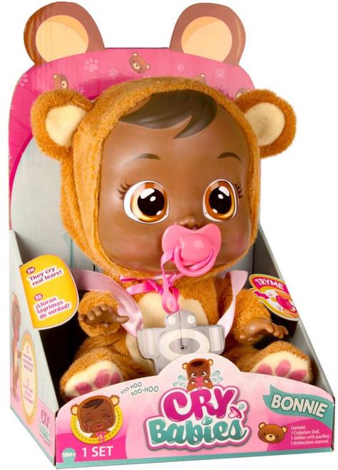 Cry Babies Bonnie Doll