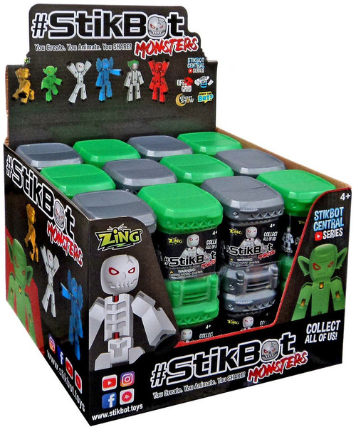 Stikbot Monsters Mystery Box [24 Packs]