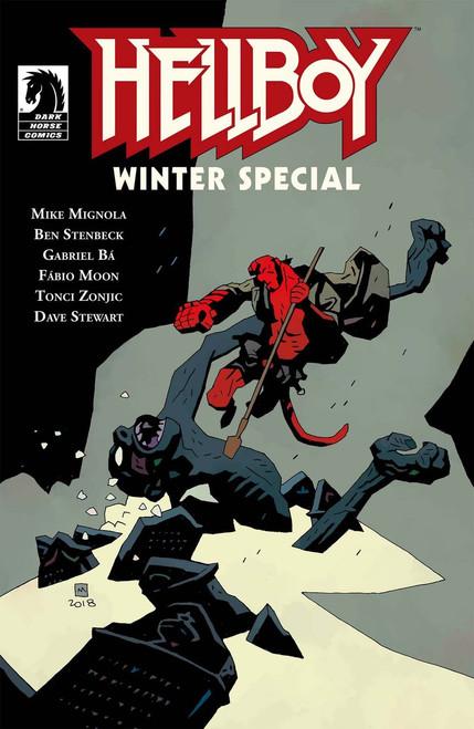 Dark Horse Hellboy #1 Winter Special 2018 Comic Book