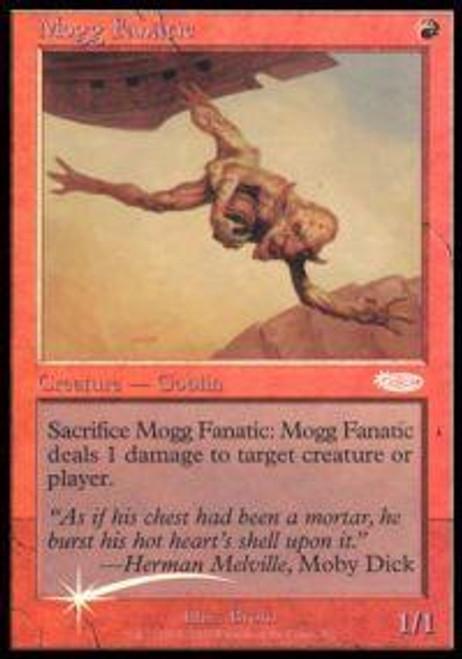 MtG Friday Night Magic Promo Mogg Fanatic [FNM 2002]