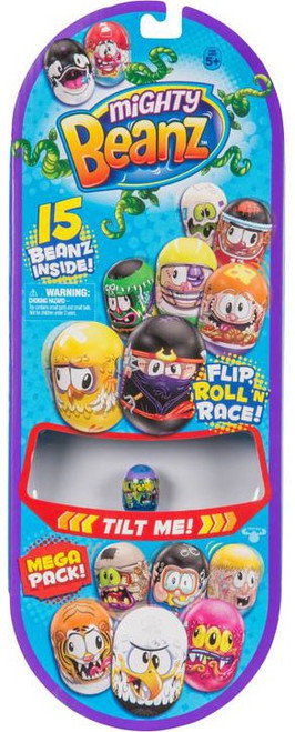 Mighty Beanz Mystery MEGA Pack [15 Beans!]
