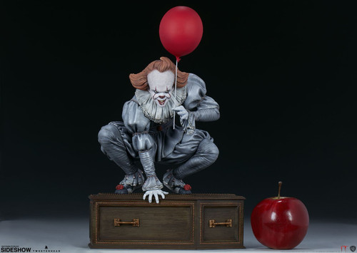 IT Movie (2017) Pennywise 13-Inch Maquette Statue [Non-Refundable Deposit]
