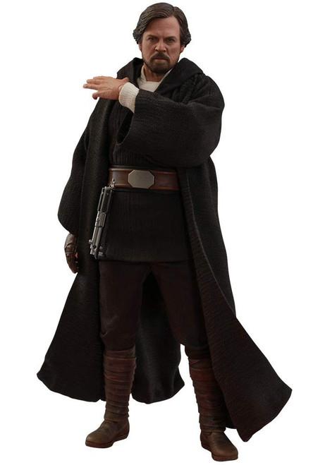 Star Wars The Last Jedi Movie Masterpiece Luke Skywalker Collectible Figure MM507 [Crait]