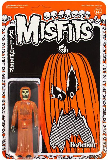 ReAction Misfits The Fiend Action Figure [Halloween]