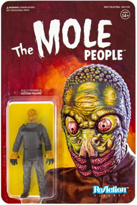 ReAction The Mole People (1956) Universal Monsters Mole Man Action Figure [The Mole People]