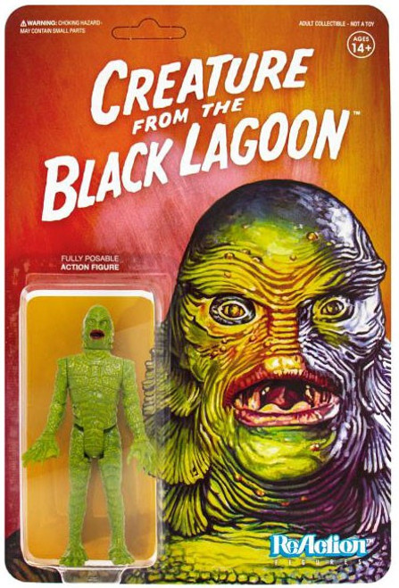 ReAction Universal Monsters Creature from The Black Lagoon Action Figure