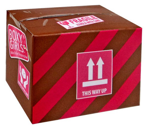 Boxy Girls LARGE Shipping Box 1-Inch Accessory Mystery Pack