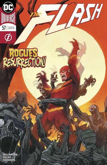 DC The Flash #57 Comic Book