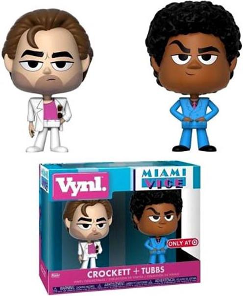 Funko Miami Vice Vynl. Crockett & Tubbs Exclusive Vinyl Figure 2-Pack