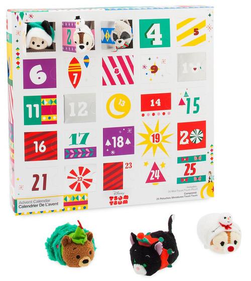 Disney Tsum Tsum 2018 Advent Calendar Exclusive Set [Mini Plush]