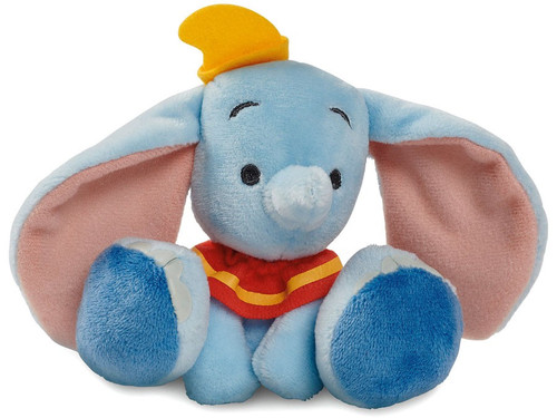 Disney Tiny Big Feet Dumbo Exclusive 4-Inch Micro Plush