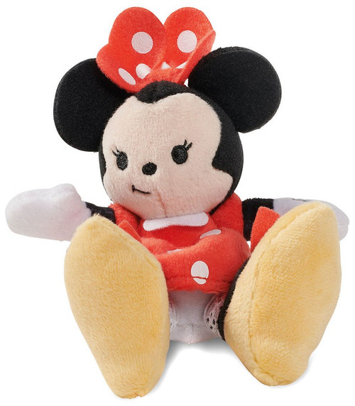 Disney Tiny Big Feet Minnie Mouse Exclusive 4-Inch Micro Plush [Smirk]