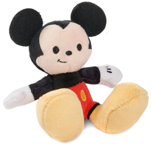 Disney Tiny Big Feet Mickey Mouse Exclusive 4-Inch Micro Plush [Smirk]