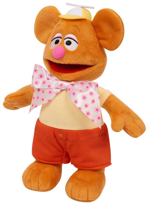 Disney Junior Muppet Babies Fozzie Exclusive 7-Inch Plush