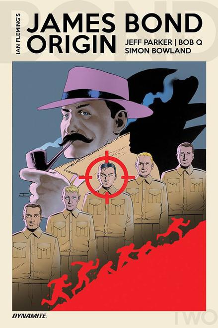 Dynamite Entertainment James Bond Origin #2 Comic Book