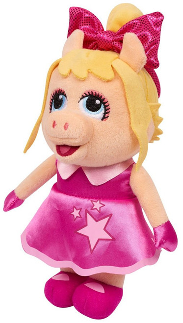 Disney Junior Muppet Babies Piggy Exclusive 7-Inch Plush