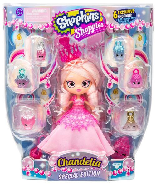Shopkins Shoppies Chandelia Exclusive Doll Figure [Special Edition]