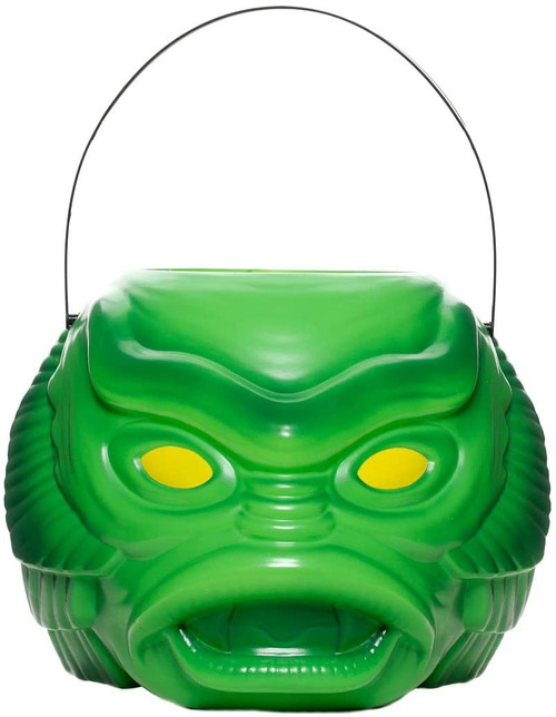 Super Bucket Universal Monsters Creature from the Black Lagoon 7-Inch Halloween Treat Bucket