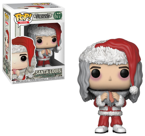 Funko Trading Places POP! Movies Santa Louis Vinyl Figure #677