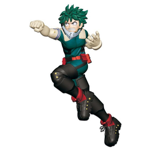 My Hero Academia Enter The Hero Izuku Midoriya 6.5-Inch Collectible PVC Figure