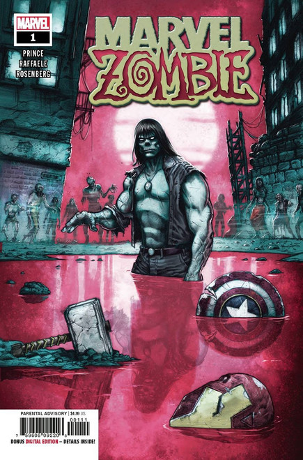 Marvel Comics Marvel Zombie #1 Comic Book