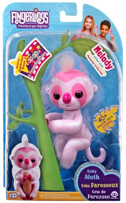 Fingerlings Baby Sloth Melody Figure
