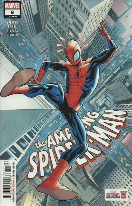 Marvel Amazing Spider-Man #8 Comic Book