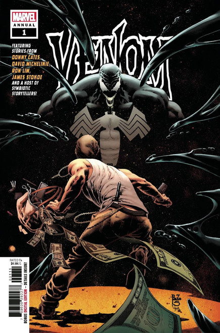 Marvel Comics Venom #1 Annual Comic Book