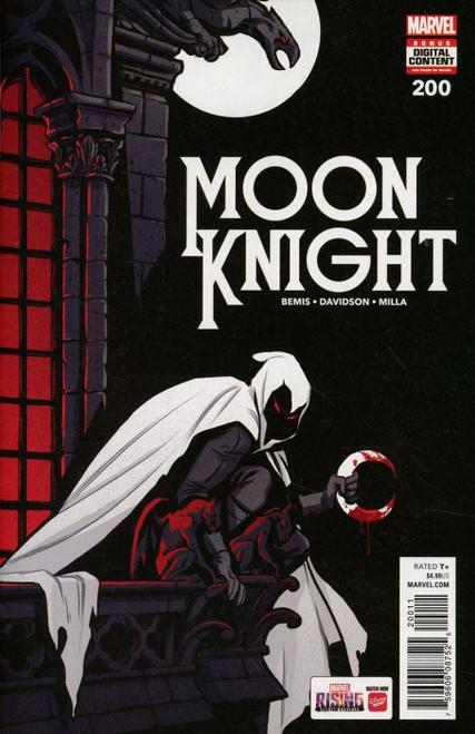 Marvel Comics Moon Knight #200 Comic Book
