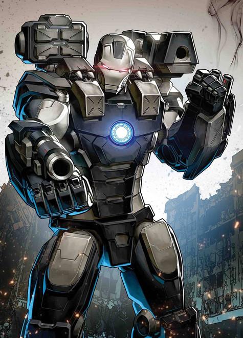 Marvel Tony Stark: Iron Man #6 Comic Book [Battle Lines Variant]