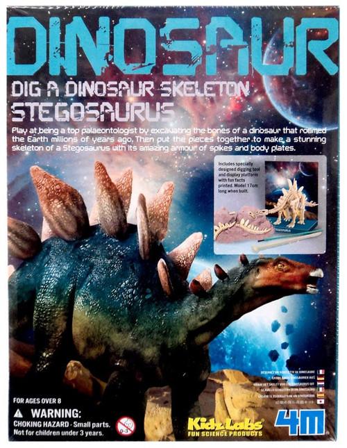 Kidz Labs Dig a Dinosaur Skeleton Stegosaurus